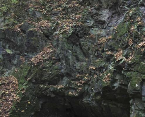 Kalkloch am Waldhaus Kalkbrüche