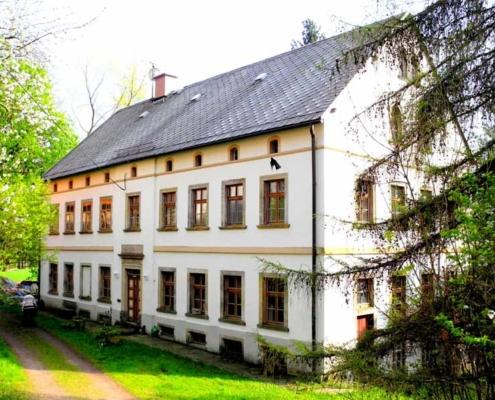 Die Goßberger Mühle im Jahre 2015