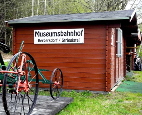 Museumsbahnhof Berbersdorf