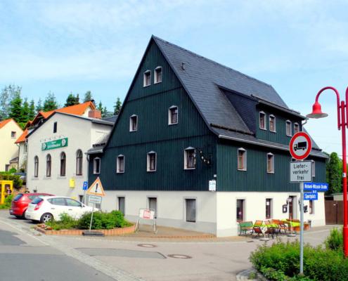 Gasthof Hirschbachtal in Pappendorf