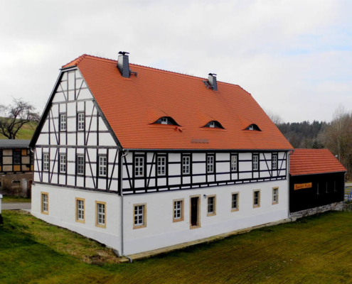 Senfmühle in Pappendorf