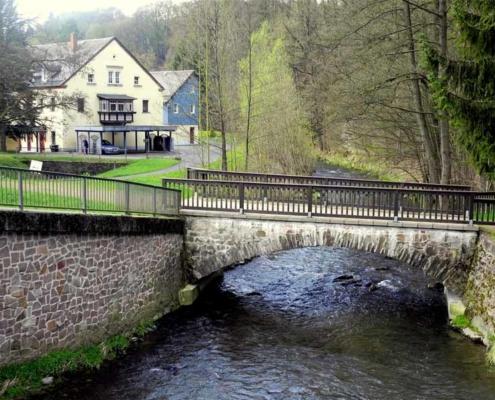 Striegiszusammenfluss Berbersdorf