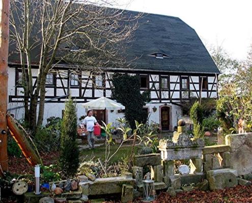 Universitas im Bauernhaus in Goßberg