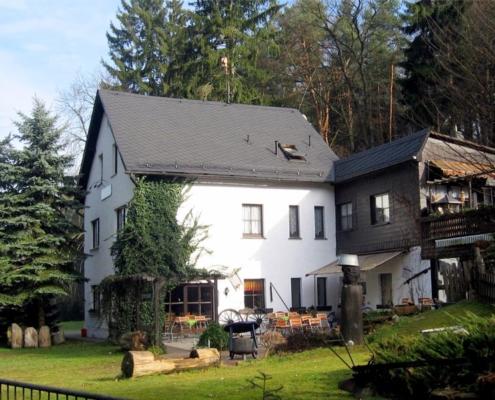 """Die """"Wiesenmühle"""" im Jahre 2015"""